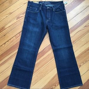 Men's OLD NAVY boot-cut jeans 33x30